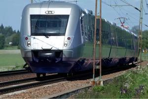 Tågmodellen SJ 3000 med luftkonditionering och snabb acceleration ska senare trafikera Dalabanan. Men det dröjer