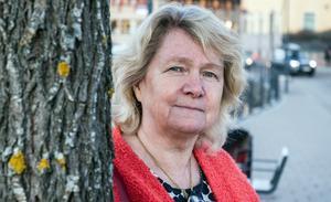 """När hon förlorade sin man så förlorade Anna-Lena Söderlund Törnell den framtid de skulle haft tillsammans. """"Den blev ett svart hål, vi skulle ju fortsätta tillsammans"""" säger hon."""