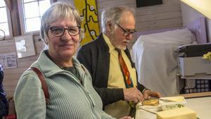 Eva och Gunnar Lindqvist firade Brödrostens dag för första gången men hade hört om det mycket innan.