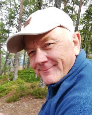 Olle Berglund, Miljöpartiet Leksand.