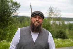 Kapellmästare och arrangör för Nyvallen, Jörgen Westerlund.