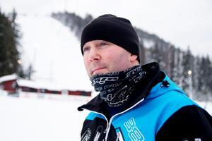 Anders Olsson var den som fick skicarten till Bolle.