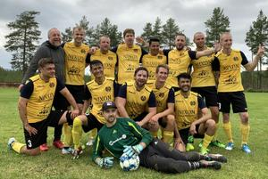 Åsens SK vinner division 7 norra Dalarna 2019. Det är ett faktum trots två raka förlustmatcher i serien, och att två omgångar återstår av den.