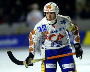 Pär Gustafsson. Här är året 2003. Bild: Scanpix