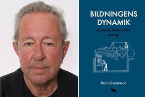 """Bernt Gustavsson är idéhistoriker och pedagog, aktuell med boken """"Bildningens dynamik""""."""