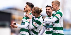 Äntligen kan fotbollssäsongen börja. Foto: Kenta Jönsson/Bildbyrån