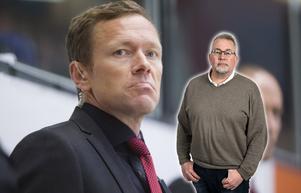 Jan-Axel Alavaara skulle vara Modos drömnamn som sportchef, det tycker i alla fall sportens och Hockeypuls krönikör Per Hägglund. Bild: Anna-Lena Bergqvist/Bildbyrån