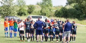 PPJ - Pallo-Pojat Juniorit (Finland) och Moss FK (Norge), pojkar 12.