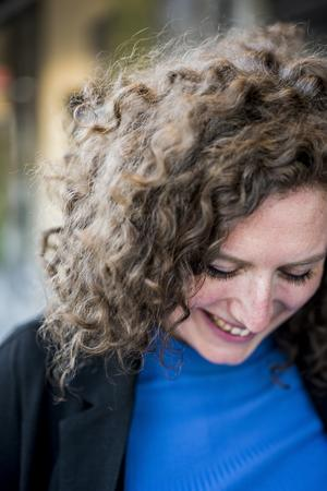 Sofia Rönnow Pessah. Foto: Alexander Mahmoud