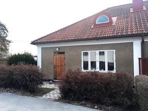 Huset på Nedre Hyttvägen i Västerås såldes för lite drygt 3,6 miljoner.