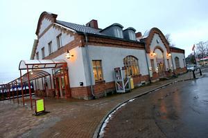 Resecentrum i Sandviken.