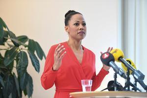 I veckan presenterade kulturminister Alice Bah Kuhnke de första kulturpolitiska åtgärderna för att förstärka kultursektorns arbete mot sexuella trakasserier. Bild: TT