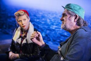 Therése Lindberg och Peter Sundberg i