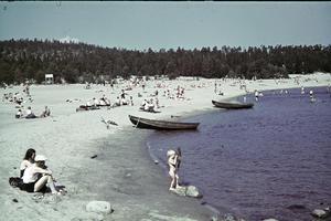 Smitingens havsbad, 50-talet