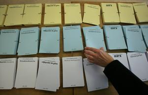 Skribenten vill att oetablerade partier ska ha rätt till partistöd. Bild: Fredrik Sandberg/TT