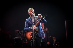 Sven-Erik Magnussons son, Oscar Magnusson förvaltar arvet efter sin far på bästa sätt. Foto: Bengt Pettersson