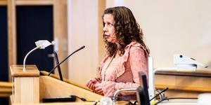 Gudrun Ledin i Örnsköldsvik lämnar Sverigedemokraterna.