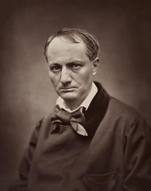 Charles Baudelaire 1862. Foto: Étienne Carjat