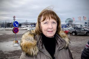 Gun Bohlin, pensionär, 73, Sundsvall