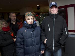 David Kempe och Pelle Karlsson gick på den fullspikade premiären. Pelle har både läst böckerna och sett tidigare filmer.