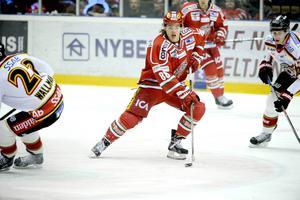 William Nylander stod för en poängstark säsong i Modo Hockey - nu fortsätter han på den inslagna vägen i Toronto Marlies.