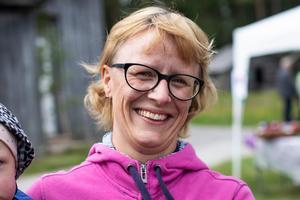 Johanna Breitkreuz, 37, egenföretagare, Sillre.