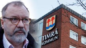 Per-Arne Frisk (S), ordförande för Timrås socialnämnd.