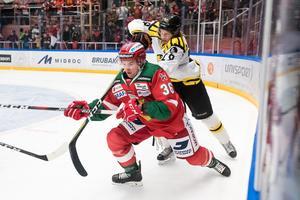 Jason Akeson gjorde inget jätteintryck i Moratröjan. Foto: Bildbyrån.
