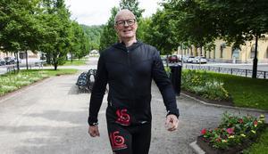 Håkan Jonsson är redo för nästa steg. Han fortsätter träna och äta efter samma metod och i slutet av juni hade han tappat ytterligare fem kilo sedan 25 maj.