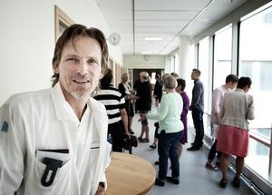 Tomas Riman, fd divisionschef kirurgi. Foto: Dennis Pettersson