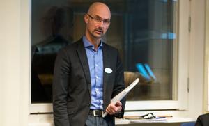 Skoldirektör Urban Åström.