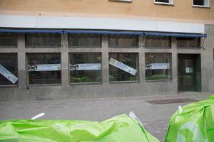 Lokalern håller som bäst på att renoveras och först i augusti räknar man med att öppna dörrarna.