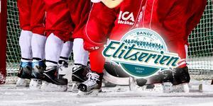 Uppsala BoIS är klara för spel i Elitserien. Foto: Camilla Bengtsson