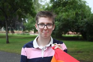 Som transperson känns pridefestivalen extra viktig för Erica Tapani Vartiainen.