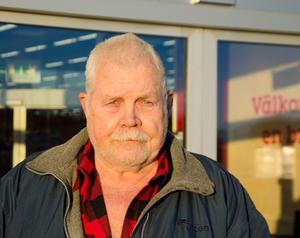 Jan Bergius,. 76, pensionär, Sundsvall.