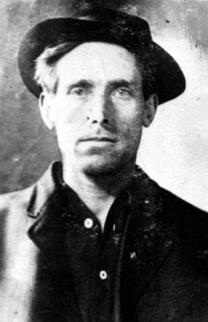 Joe Hill 1914. Källa: J. Willard Marriott Library, University of Utah.