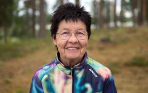 Susanne Rydström, 66 år, ströjobbare, Erikslund:
