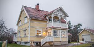 Hagabergsvägen 5 i Fagersta såldes nyligen för 2500000 kronor.