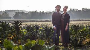 """Från filmen """"On biodynamic farming"""" av Mattias Olsson där han berättar för en bekant att han har flyttat till Järna."""