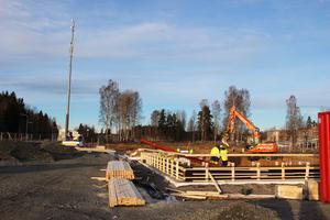 Bygget har startat för Paradisskolan.