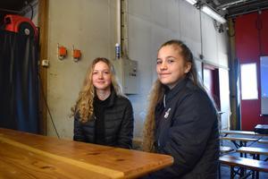 Olivia Eriksson och Stella Svärdsén har kompisar som har råkat komma i kontakt med obehagliga personer på nätet. Själva är de förskonade, men glada över att få lära sig mer om grooming.