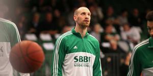 Martin Pahlmblad riskerar att missa den fjärde semifinalen.