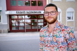 Mikael Wärnbring, samhällsbyggnadschef i Eksjö kommun.