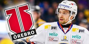 Sakari Salminen sägs vara klar för spel i Örebro. Bild: Ola Westerberg/Bildbyrån