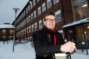 Anders Fager är verksamhetschef för grundskolan i Örnsköldsvik. (Arkivbild)