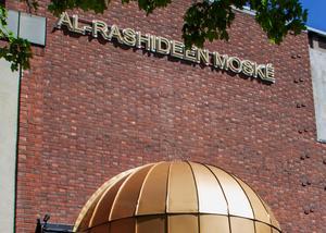 Intresseanmälningar till Nya Kastets Skola har organiserats via Gävle moské.