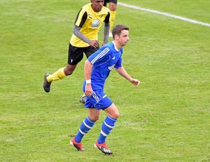 Robert Hedmans Dala-Järna kan, vid poäng mot Delsbo, rädda kvar Gustafs i fyran.