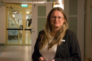 Susanne Forsman tillträdde sin roll som enhetschef på Örnsköldsviks BB i maj i år, efter att själv arbetat som barnmorska på avdelning i många år.