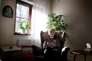 Carina Vindeland är diakon vid Tierps pastorat.