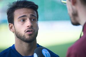 Från Djurgården till tyska Schalke 04 och vidare till Strömsgodset innan han kom till GIF Sundsvall. 20-årige Christian Rubio har redan varit med om mycket under karriären.